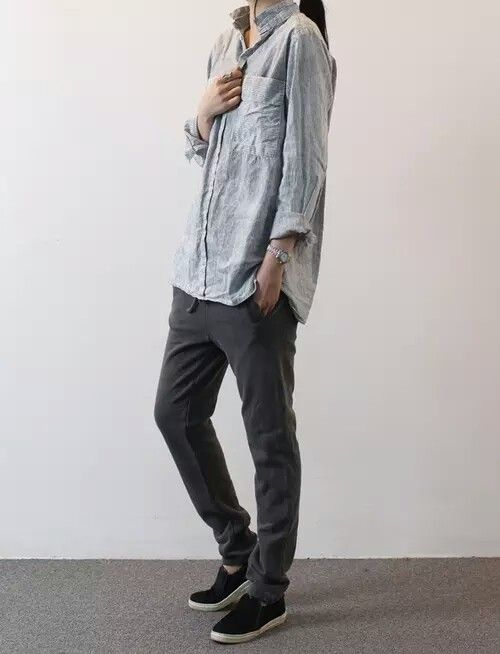 Tomboy Outfit | Clololololothes | Pinterest | Moda Ropa Bollos Y Informal