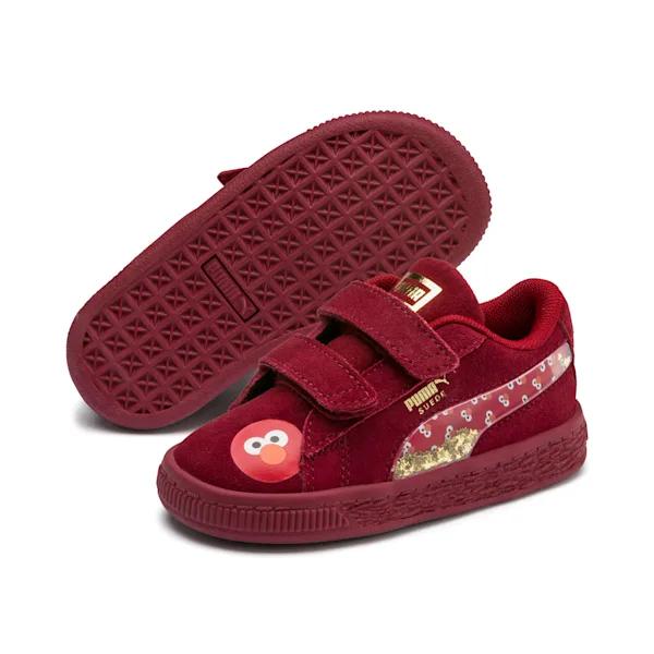 Puma Shoes | Pink Puma Suede Shoes | Color: Pink | Size: 5