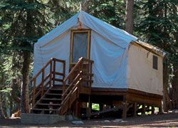 Tent Cabin - Lake Alpine Resort California 65/night & Tent Cabin - Lake Alpine Resort California 65/night | Family ...