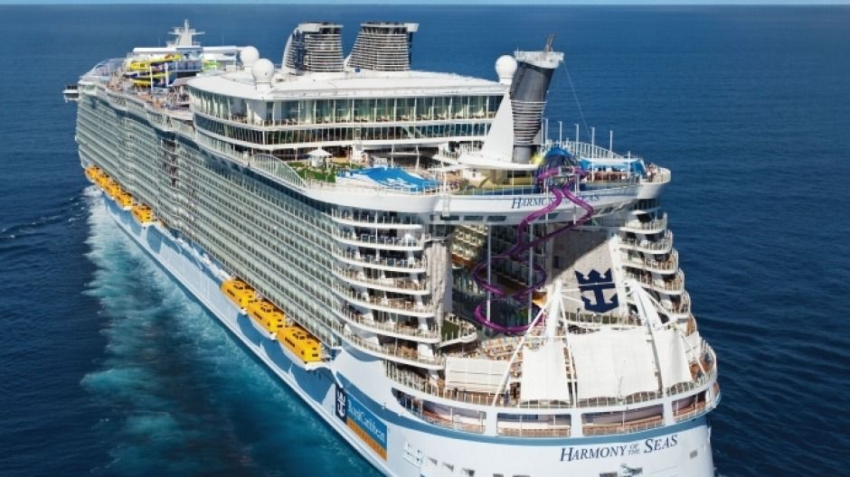 The 10 coolest new cruise ships in the world