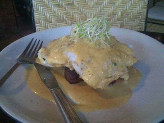 Bass with Plantains from Tao Cafe