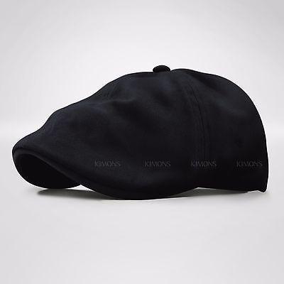 Details About Mens 100 Cotton Summer Gatsby Cap Ivy Hat