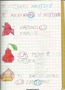 Quaderno Di Storia Classe Prima Schede Didattiche Pinterest