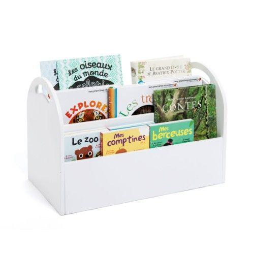 Petite bibliothèque sur roulettes Izi Move Bibliobul ...