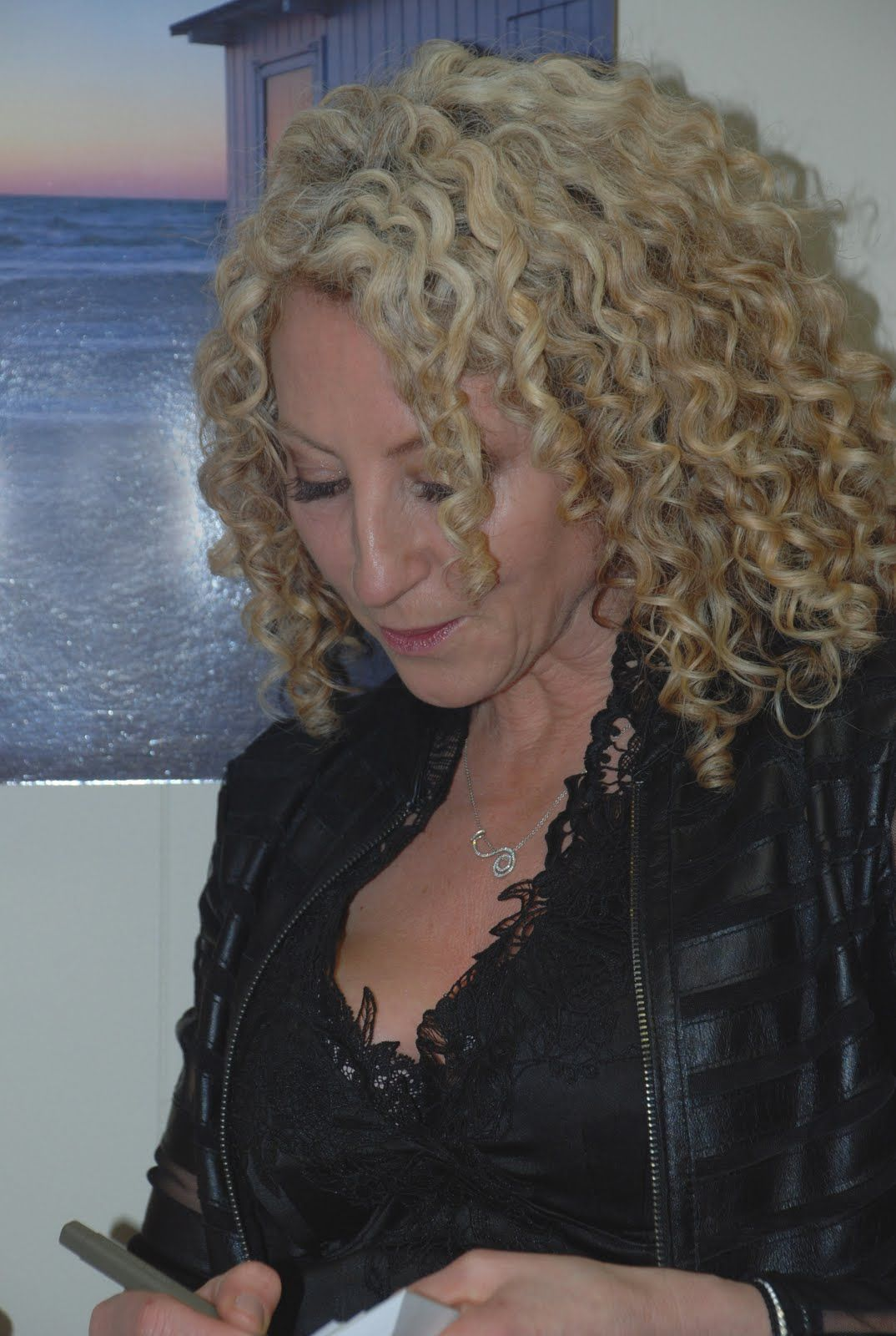 Lorraine Massey She Literally Wrote The Book On Curly