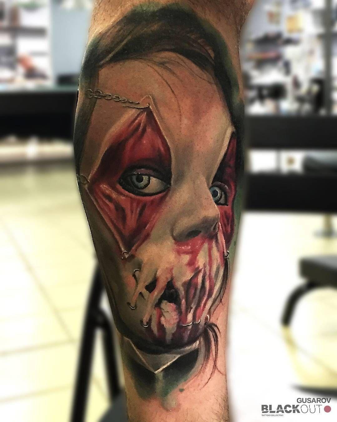 Pavlik Gusarov @_gusarov BLACKOUT tattoo collective @blackouttattoocollective…
