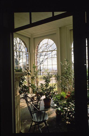 Monticello Interior | Monticello