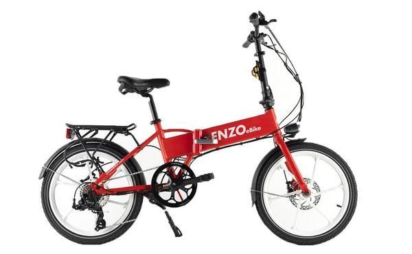 Enzo Folding Electric Bicycle