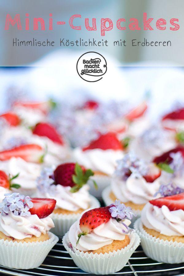 Photo of Strawberry cupcakes with mascarpone | Baking makes you happy