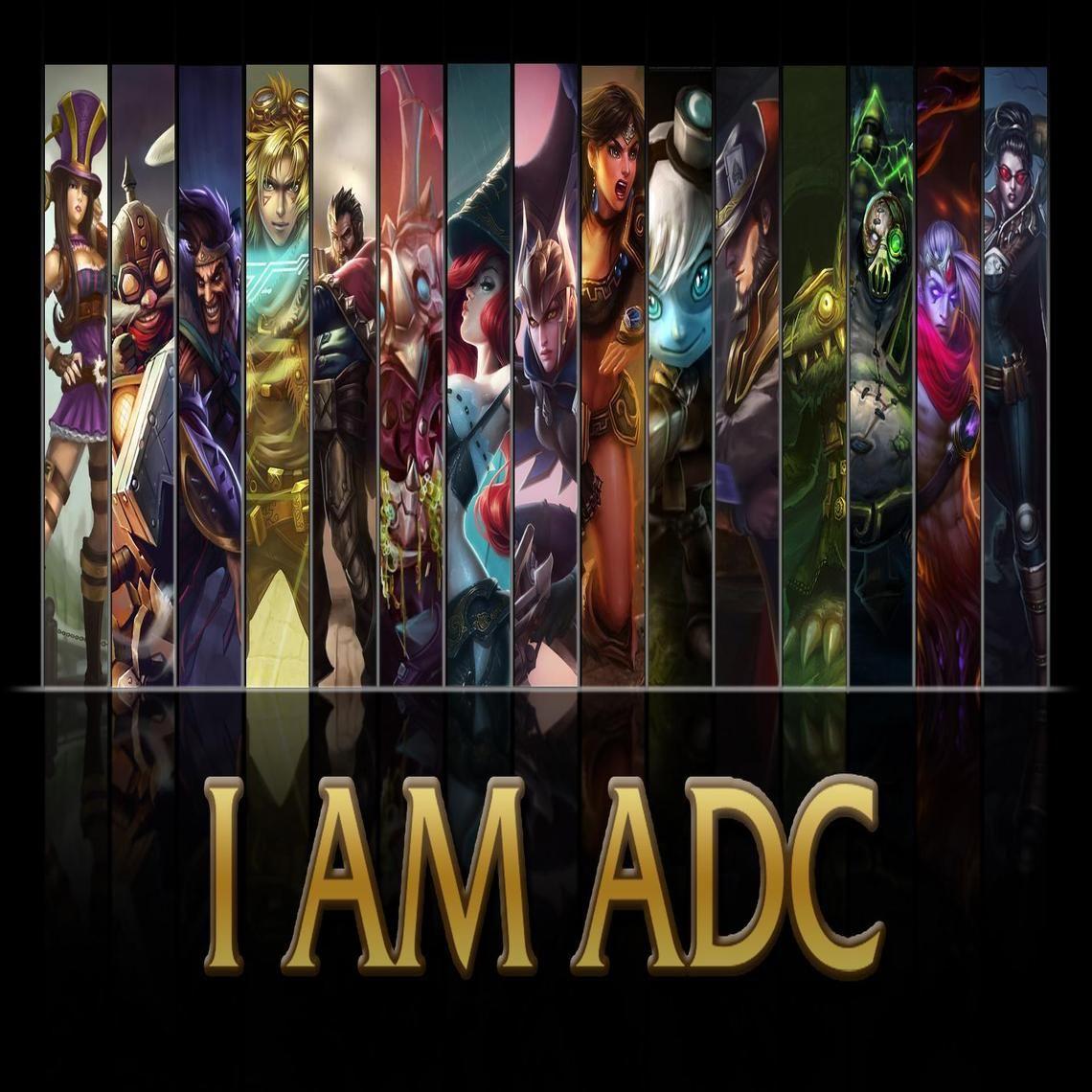 League Of Legends Adc League Of Legends Rp League Of Legends