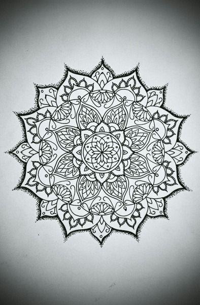 Mandala Tattoo   Tumblr More