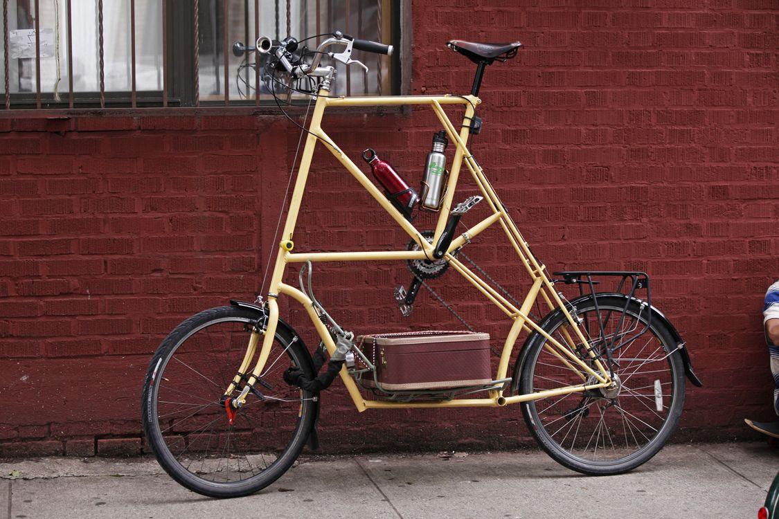 Best Tall Bike Ever Bike Design Bike Culture Bicycle