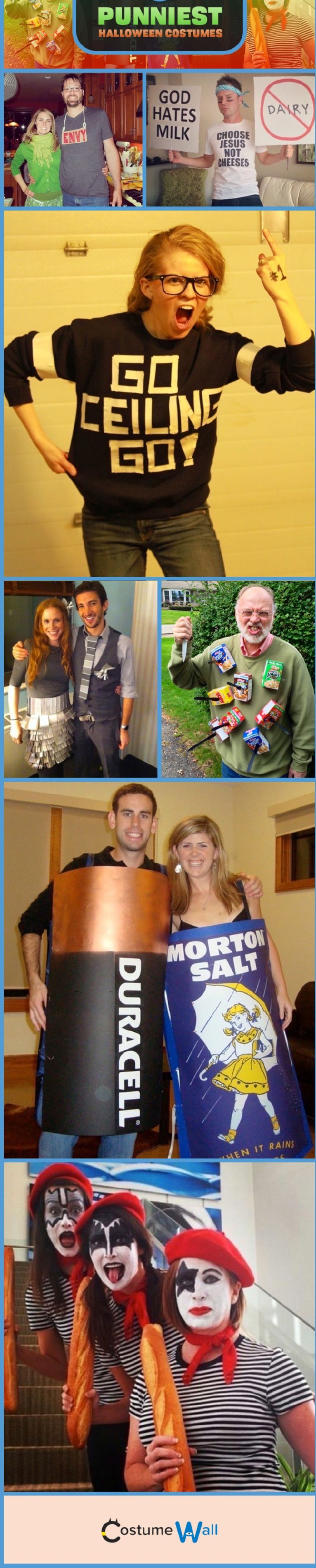 homemade halloween costumes. We've found some really punny