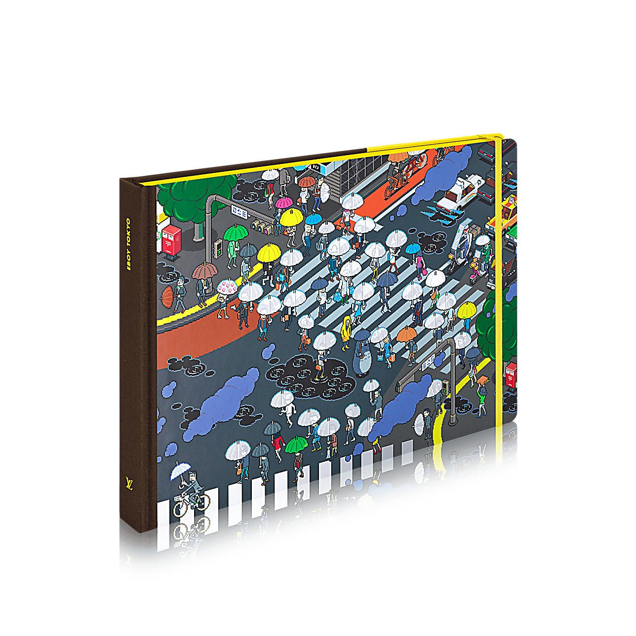 トラベルブック 東京  レディース 手帳、ペン、書籍