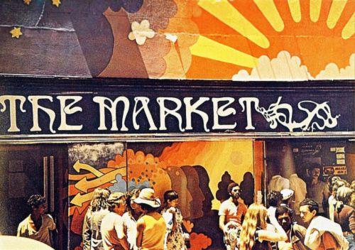 The Hippy Market, Long Street