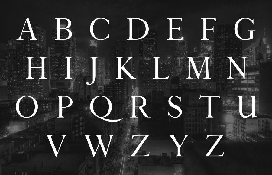 Bludhaven Serif Font Free | Serif Fonts | Pinterest | Serif, Font ...