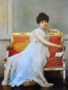 Jan van Beers (Belgian: 1852-1927)