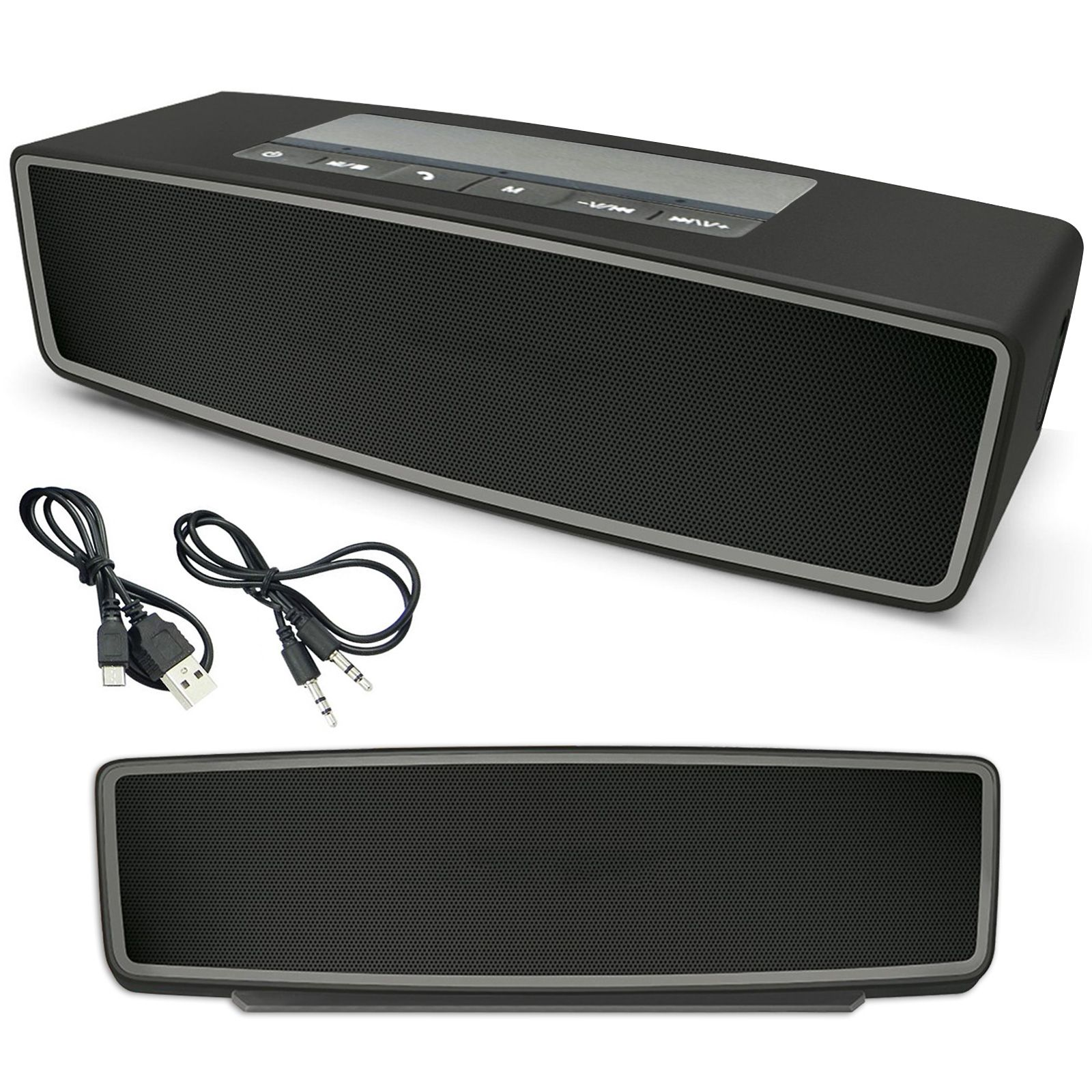 Wireless Portable Rechargable Bluetooth Speaker For iPhone,iPod,iPad and Samsung at £9.25 on Xpress Buyer