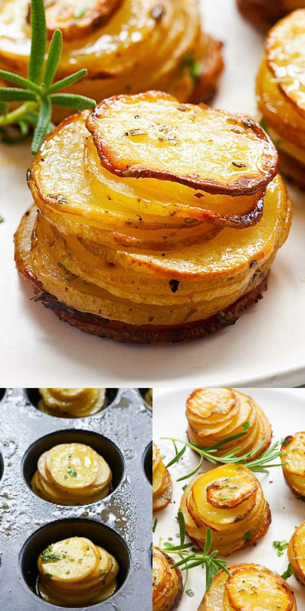 Photo of Crispy Potato Stacks (Easy and Fail Proof Recipe) – Rasa Malaysia