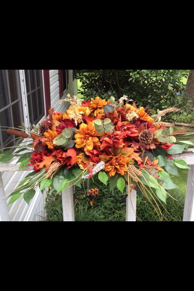 Fall saddle