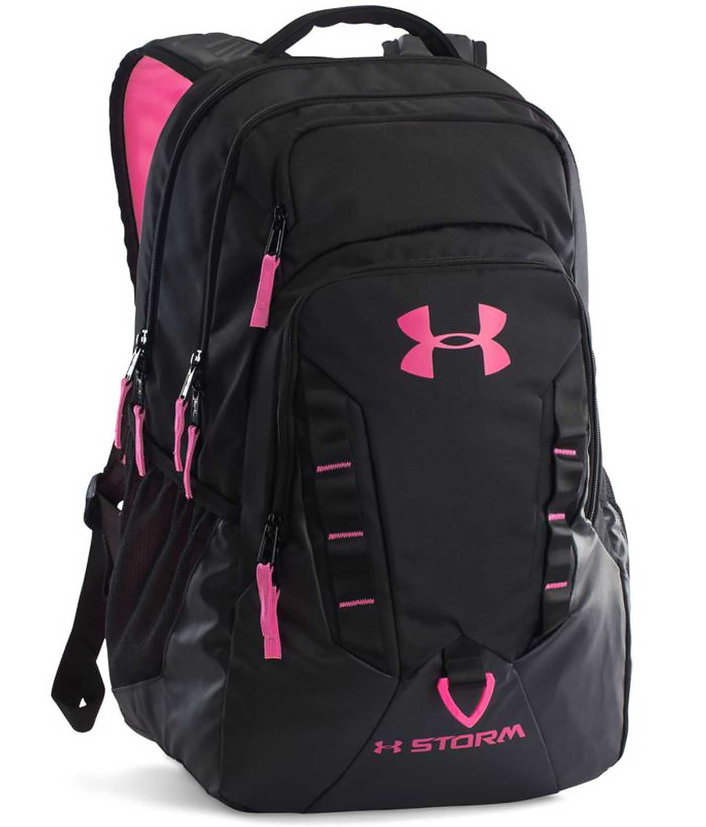 8e0db1feca1f Black Under Armour Backpack. Under Armour® Recruit Backpack - Women s Bags  and Activewear