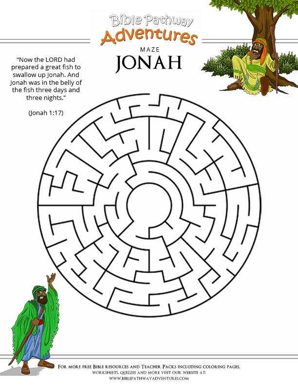 Printable Worksheets jonah and the whale worksheets : Free Bible Lesson Plan - Jonah and the Big Fish | Free bible, Big ...