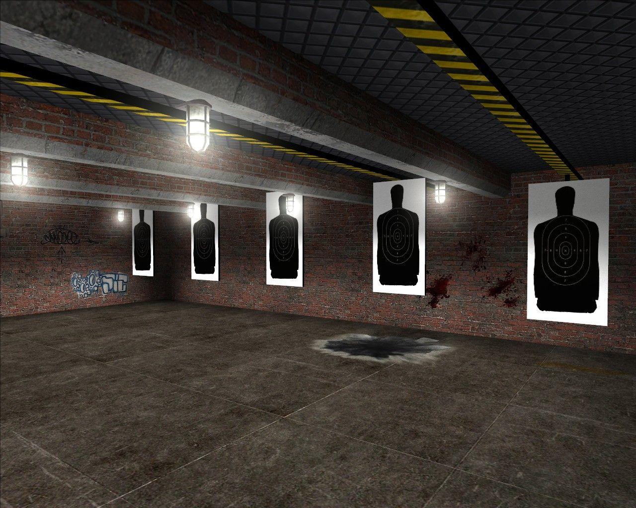 Our Shooting Range Offers 25 Yard Long Shooting Lanes Indoor Shooting Range Firing Range Shooting Range