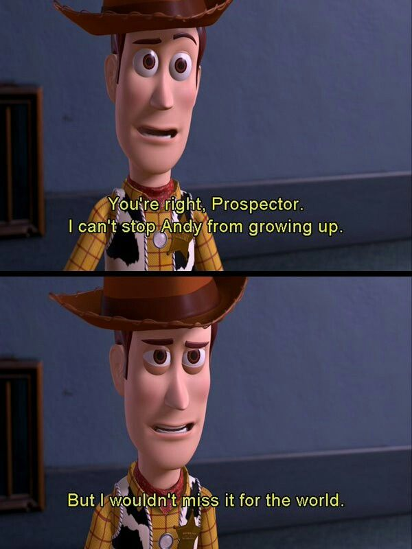 Toy Story 2 quotes scene | Talk Disney To Me | Toy Story, Quotes