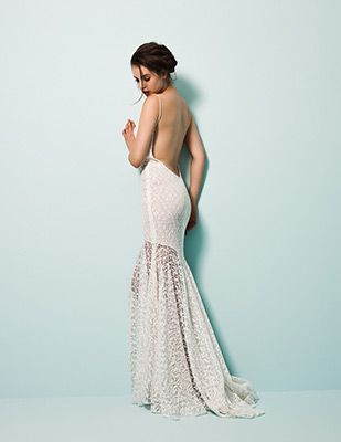 Delicate & Detailed: The Daalarna Couture Pearl Collection | Lace ...