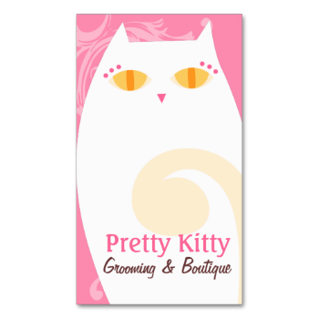 Cat Business Cards Templates