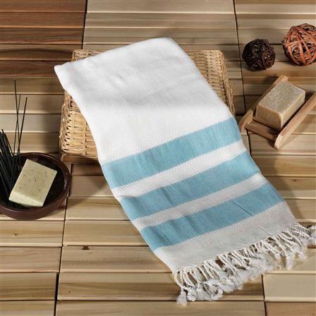 Daily Bamboo & Viskon Towel, Blue