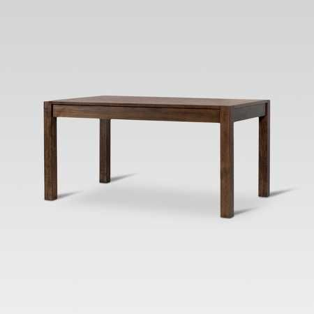 Parsons Wood Dining Table Threshold