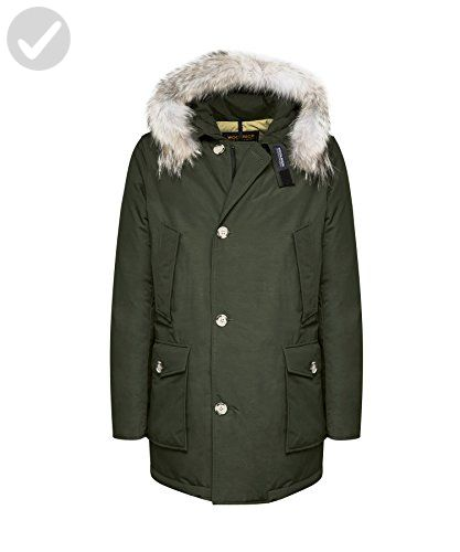 Woolrich John Rich Bros Men S Arctic Parka Df Rosin Green X Large Mens World Amazon Partner Link Arctic Parka Woolrich Outdoor Outfit