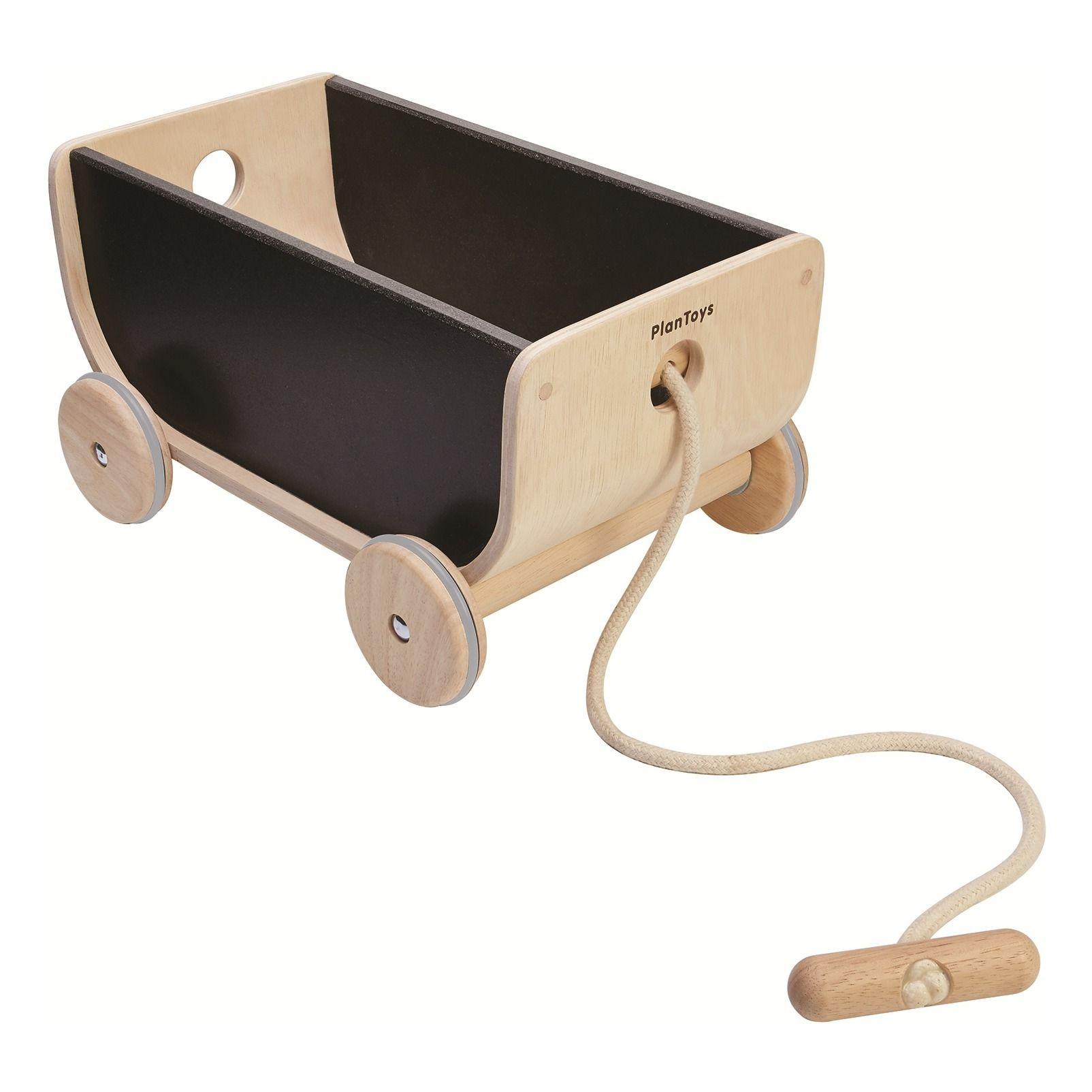 Chariot Wagon A Tirer Cartonnage Chariot Enfant Salles De