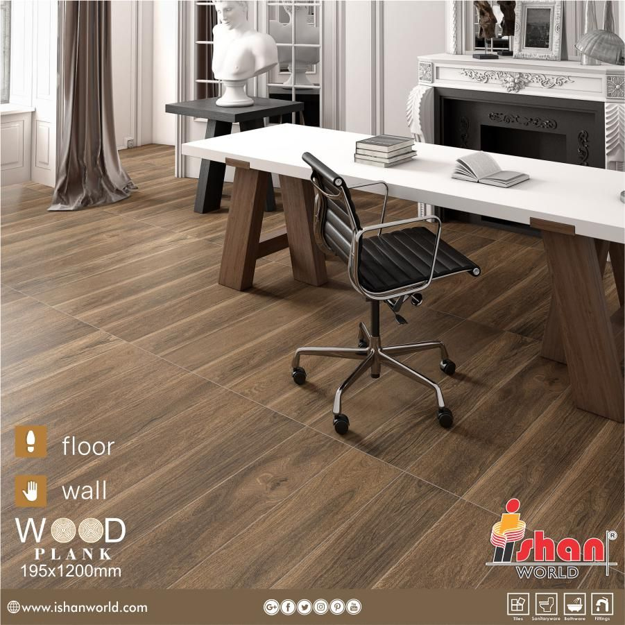 Let Decorate Your Home Floor With Beautiful Wooden Plank 195x1200