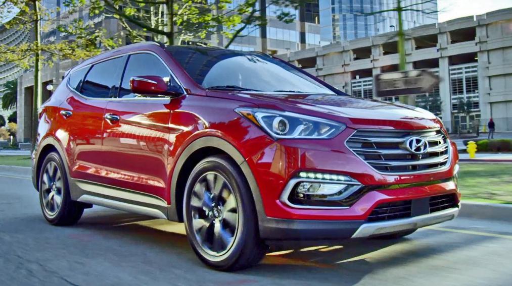 2017 Hyundai Santa Fe Sport Owners Manual