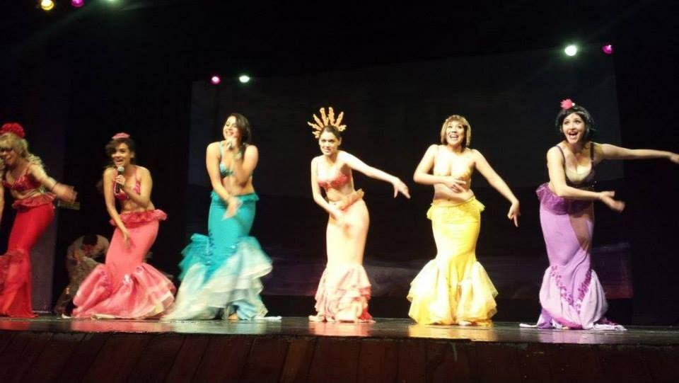 #Las_Hijas_de_tritón #Ariel #La_Sirenita  #KarmaAE'
