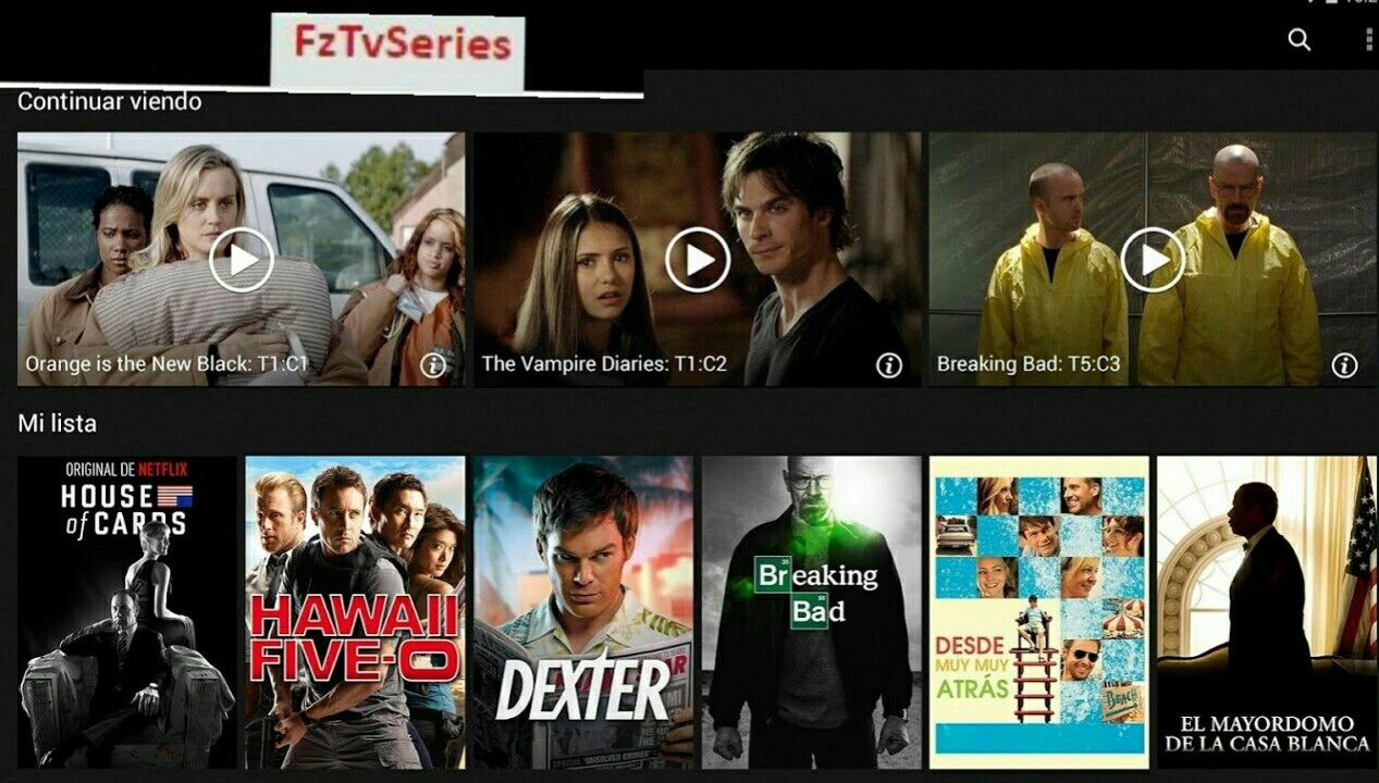 Fztvseries Movies: Download free TV series, shows for mobiles and PC
