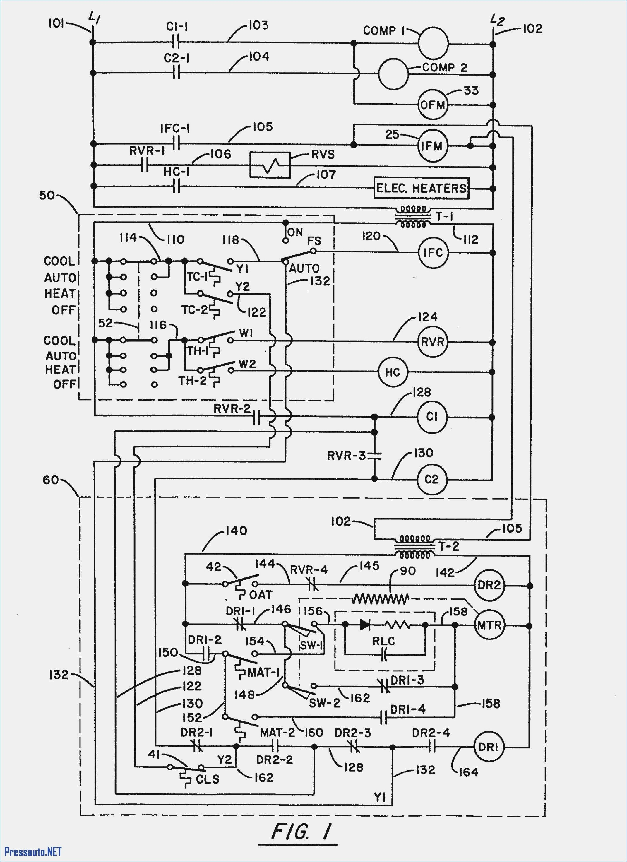 New Trane Electric Furnace Wiring Diagram