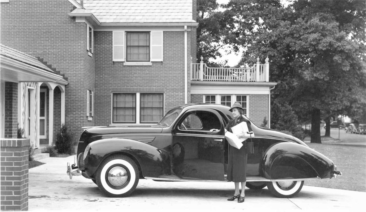 1938 Lincoln Zephyr 3 Window Coupe Lincoln Zephyr Zephyr Lincoln