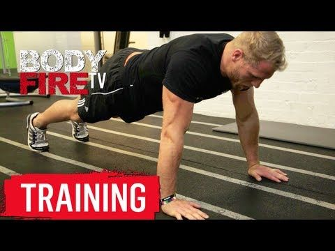 simple bodyweight workout  jh bodyfire tv  youtube with