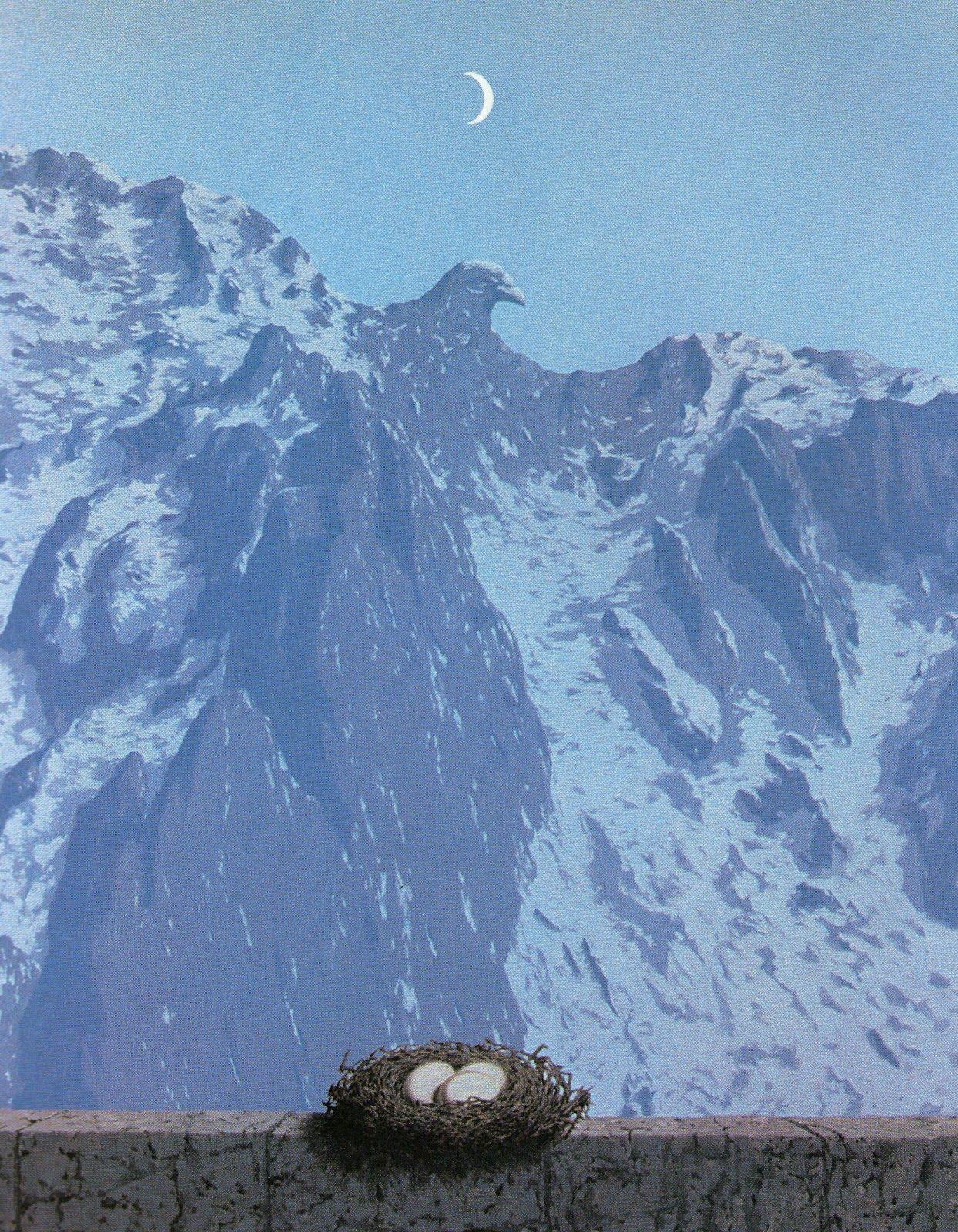 Pin En Rene Magritte