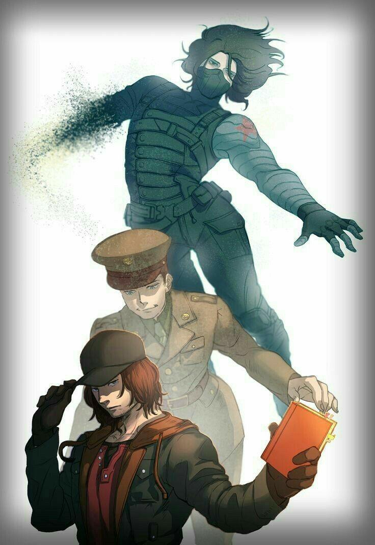 Cosas Random de Marvel (+Yaoi) - Parte 105