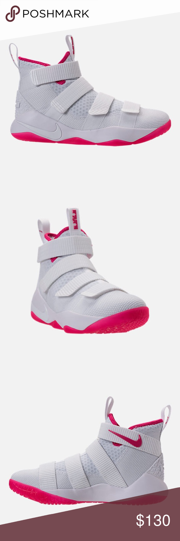 30ad2412cd9f NIKE LEBRON SOLDIER BASKETBALL SHOES He ll get the performance he needs and  the style