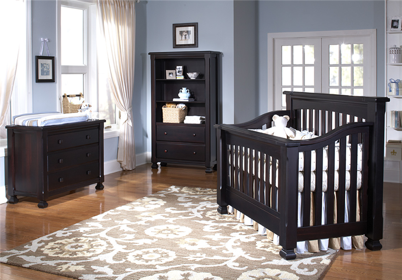 Baby Nursery, Baby Cribs That Convert To Queen Beds