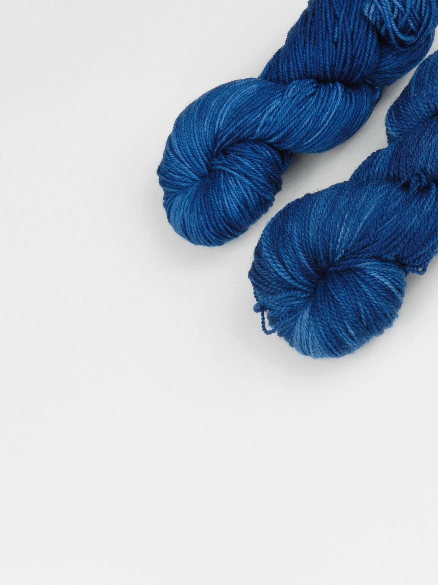 Organic Merino Sport Dark Indigo Indigo, Merino wool