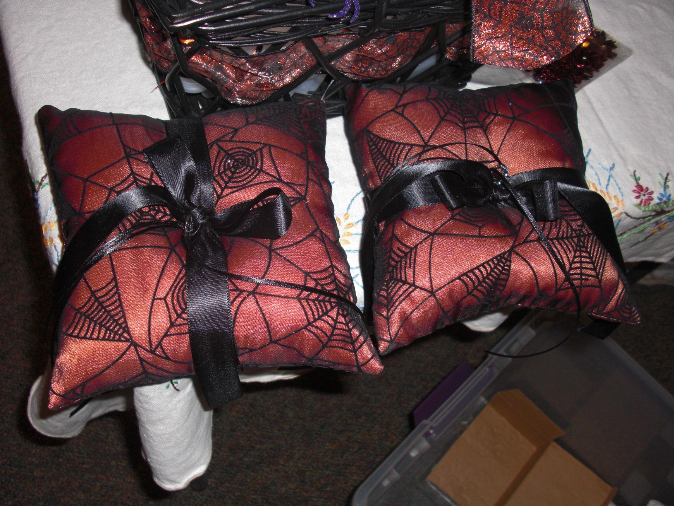 the little boys' pillows