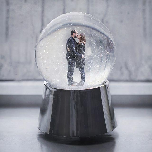 Let it Snow by Lou Bert, via Flickr