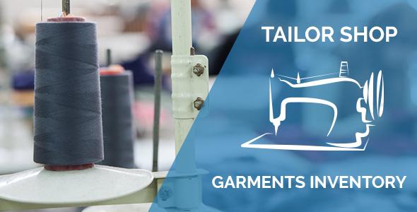 TailorShop Garments & Fashion House Management System   Web