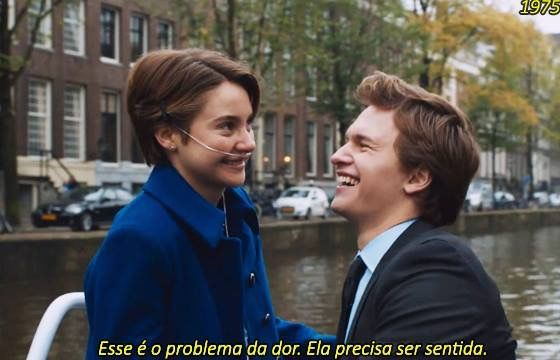 A Culpa é Das Estrelas Frases The Fault In Our Stars Stars E Movies